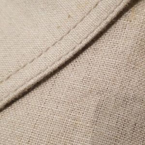 Michael Kors short sleeve linen blazer